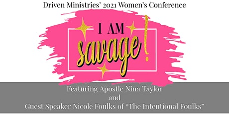 Driven Ministries 2021 Women's Conference tickets
