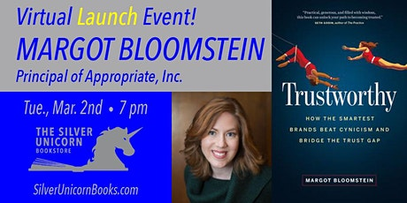 Virtual Book Launch! Margot Bloomstein with Lylah Alphonse tickets