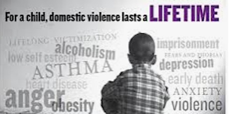 ZOOM Little Ears-Little Eyes...The Effects of Domestic Violence on Children tickets