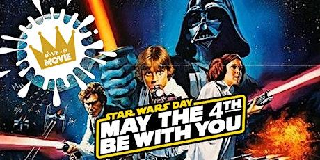 DIVE-In Movie feat. Star Wars (episode IV) tickets