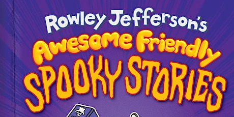Jeff Kinney   Rowley's Spooky Drive-Thru with The King's English Bookshop tickets