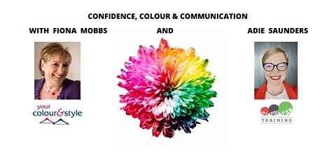 Confidence, Colour & Communication tickets
