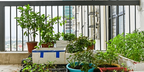 Sustainable Gardening for Renters tickets