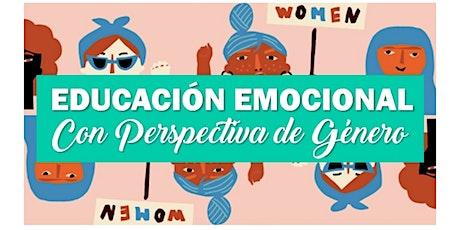 Educación Emocional con Perspectiva de Género ingressos