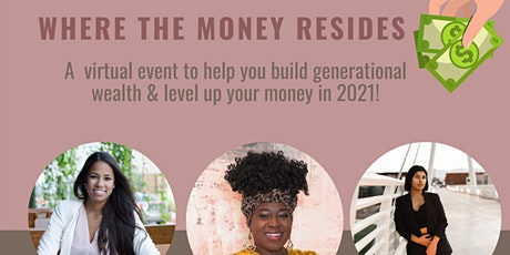 Melanin Squad Presents : Where the Money Resides tickets