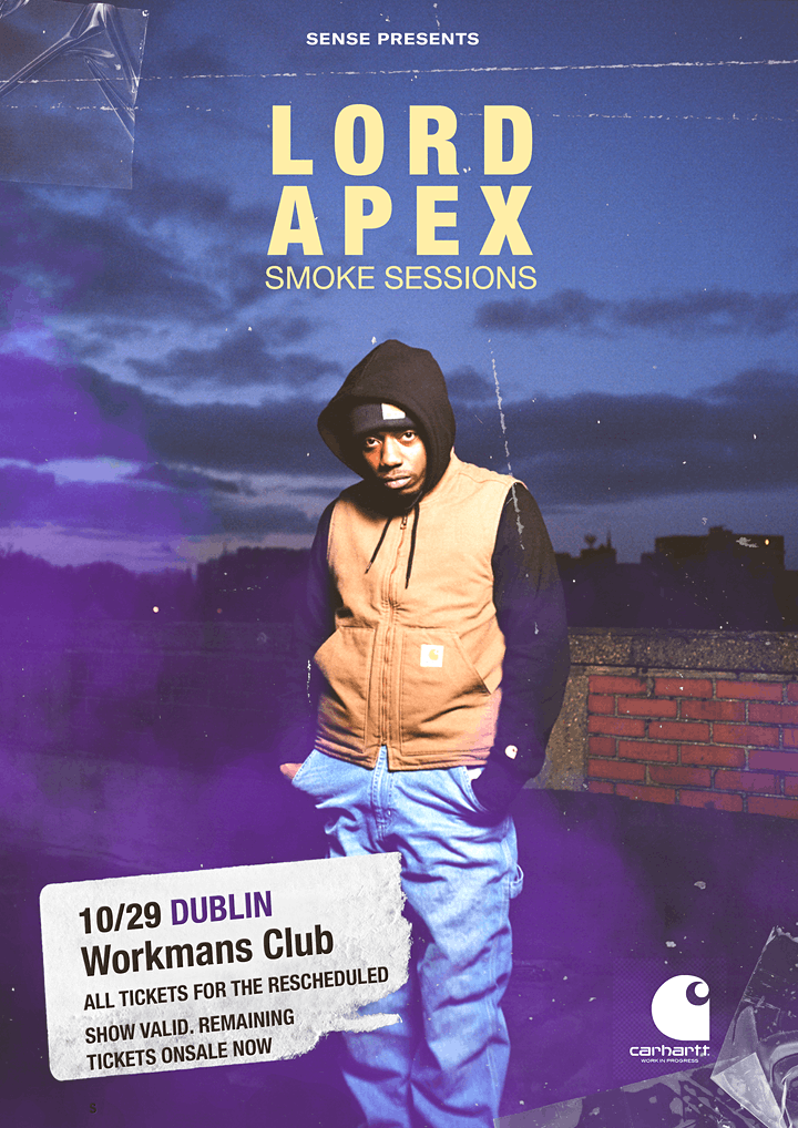Lord Apex at The Workmans Club image
