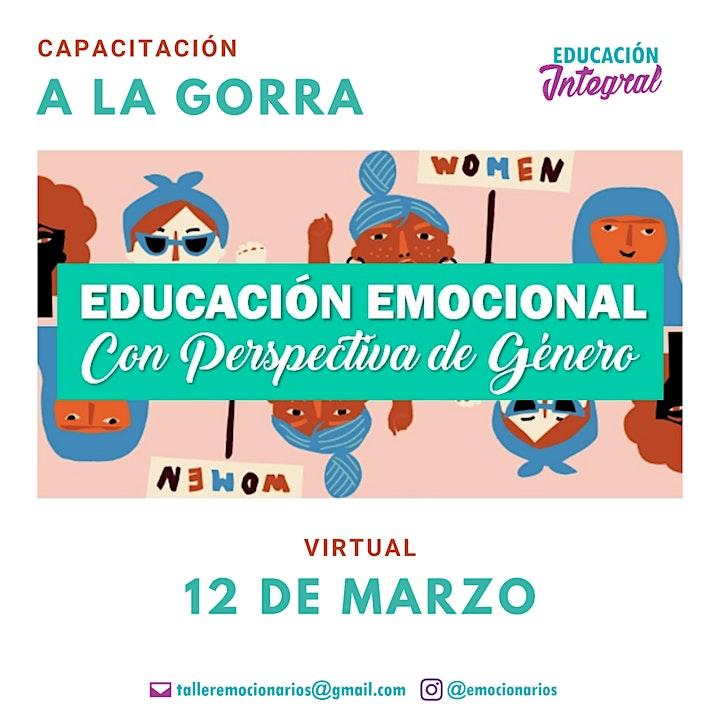 Imagen de Educación Emocional con Perspectiva de Género