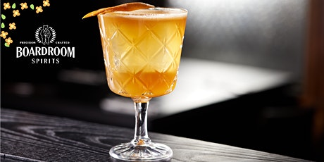Boardroom Spirits - Spring Cocktail Workshop tickets