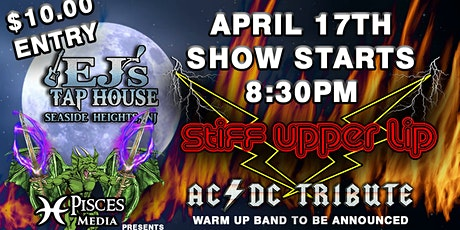 Stiff Upper Lip. AC/DC  Tribute tickets