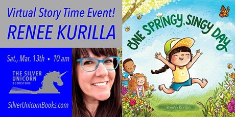 Virtual Saturday Morning Story Time! Renee Kurilla tickets