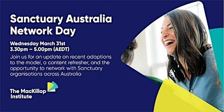 Sanctuary Australia Network Event tickets