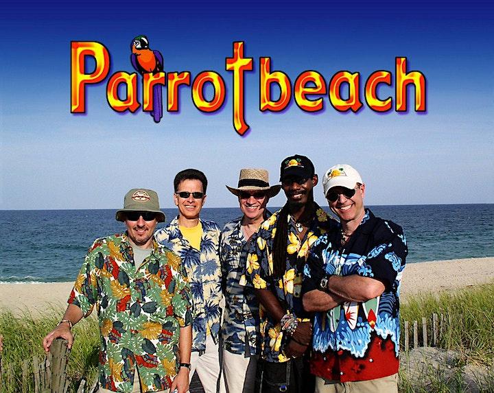 Parrot Beach: Jimmy Buffet Tribute Band - Matinee image