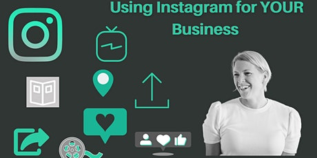 Using Instagram for YOUR  Business tickets
