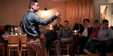 "ONLINE -Spenden-Seminar ""Kickstart Immobilie!"" März Tickets"