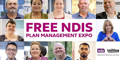 Uniting NDIS LAC Plan Management Expo tickets