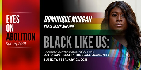 Black Like Us tickets
