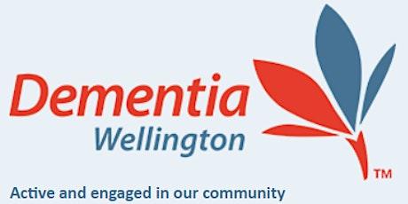 Dementia Wellington Frundraiser tickets