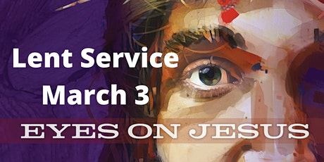 Lent Service: Wednesday March 3 tickets