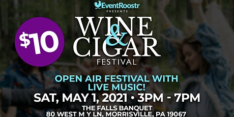 Wine and Cigar Festival tickets