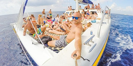 Next Level Tulum Catamaran Experience tickets