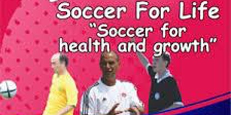 Soccer For Life: Pre-Registration tickets