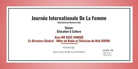 Journée Internationale De La Femme  / International Women's Day tickets