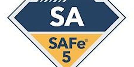 SAFe 5.1!  Leading SAFe (SA) Training for the Scaled Agile Framework tickets