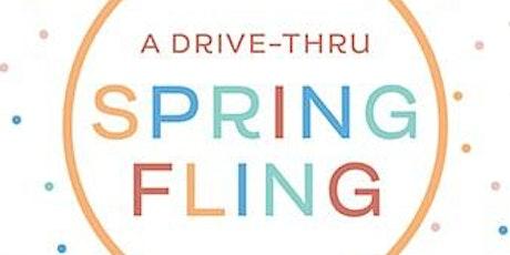 Frost Bank Drive-Thru Spring Fling tickets