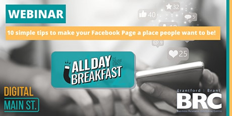 10 simple tips to make your Facebook Page a place people want to be! tickets