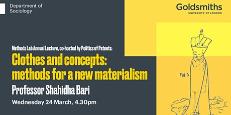 METHODS LAB Annual Lecture co-hosted by POP (Politics of Patents research) tickets