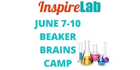 SUMMER 2021: BEAKER BRAINS CAMP tickets