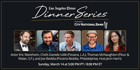 LA Times Dinner Series: Pizza & Wine Party w/ Eric Wareheim tickets