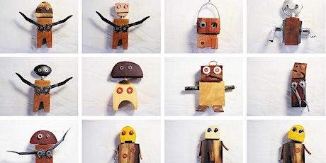 Robot Workshop with Professor Wiggle tickets