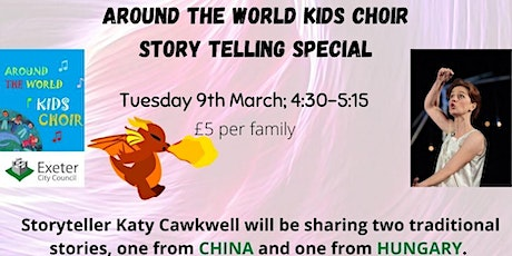 Around the World Kids Choir: Story Telling Special tickets