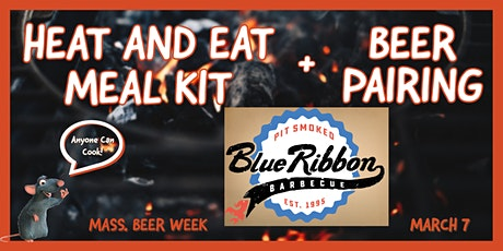 Anyone Can Cook! Meal Kit and Beer Pairing tickets