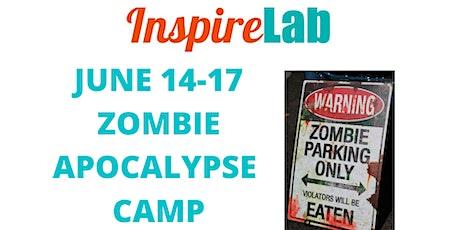 SUMMER 2021: ZOMBIE APOCALYPSE CAMP! tickets