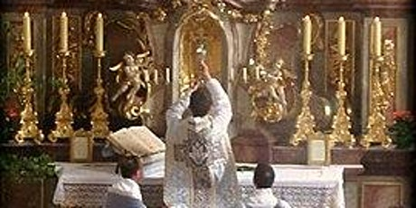 Traditional Latin Mass at St. Mary's tickets