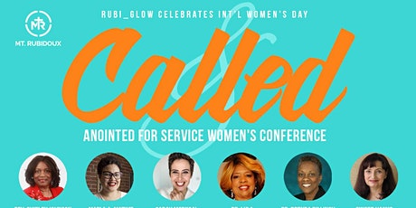 CALLED  &  ANOINTED  2021:  A CONFERENCE FOR WOMEN IN MINISTRY! tickets