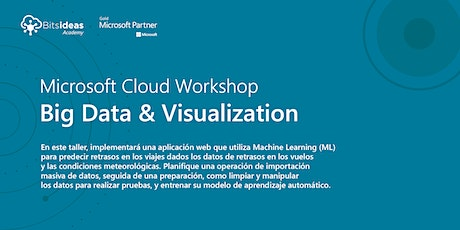 Microsoft Cloud Workshop: Big Data & Visualization tickets