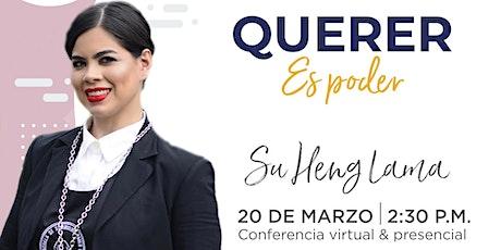 Conferencia (online) de Sula Sommelier en Emprende SDQ entradas