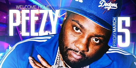 WELCOME HOME PEEZY CONCERT tickets