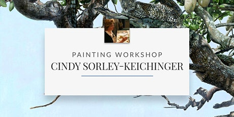 Painting Workshop with Artist Cindy Sorley-Keichinger tickets
