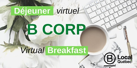 Déjeuner B Local Québec Breakfast - Mars 2021 billets