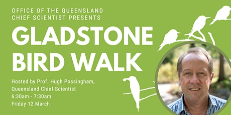Bird Walk with the Chief Scientist tickets