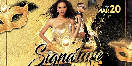 Signature Saturday's tickets