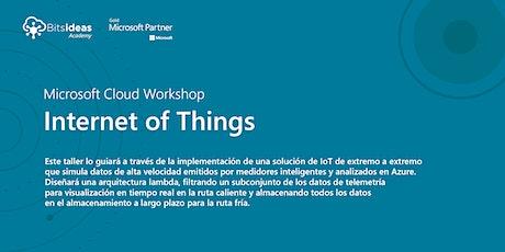 Microsoft Cloud Workshop: Internet of Things entradas
