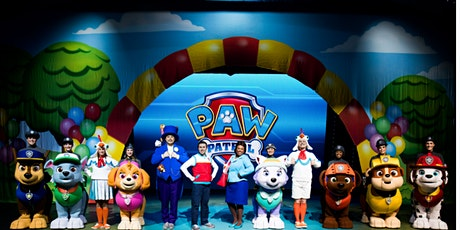 Paw Patrol ™ Live comes to Newcastle Entertainment Centre tickets
