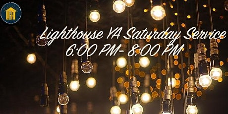 Lighthouse YA Saturday Service billets