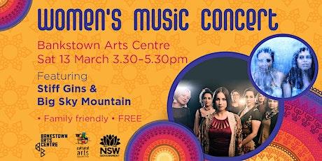 International Women's Day Concert tickets