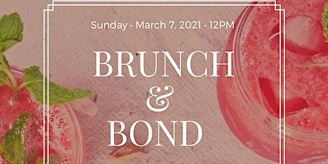 Brunch & Bond tickets